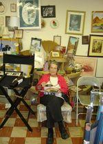 9 Shirley at Marfra Thrift Store