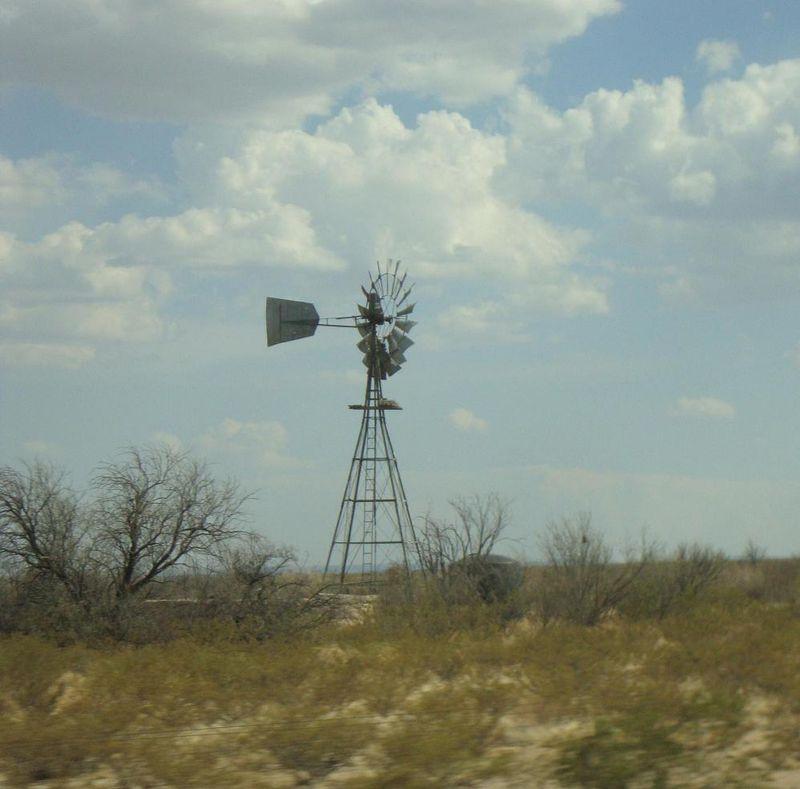 2 Marfa Windmill