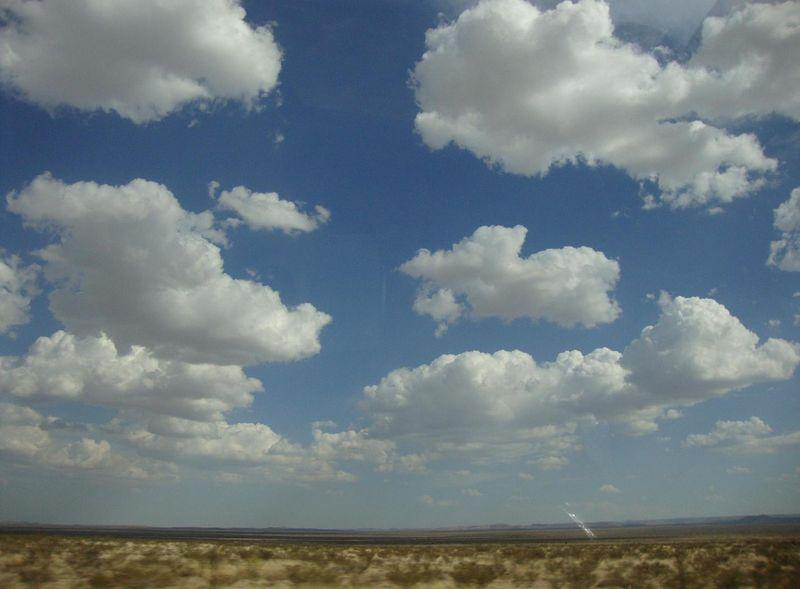 3 Marfa clouds