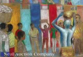 89 Haitian Market Place Lot 1023 Neal 24x36