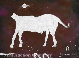 89 Exodus Divine Cow Lot 1022 Neal 22x30